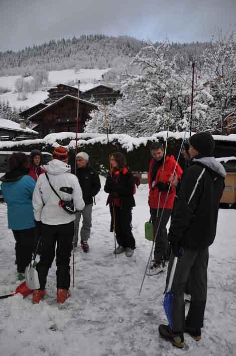 Vertical 12 ski de randonnée